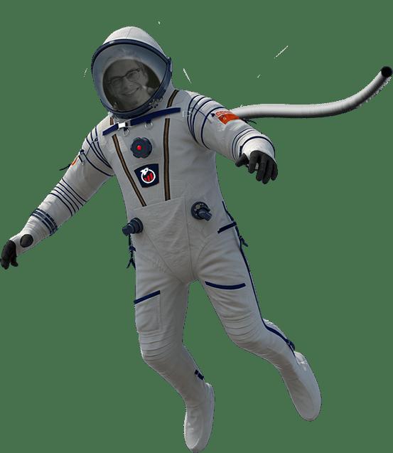 Contentleaders Spaceman