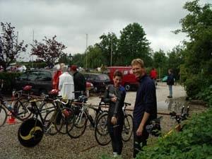 Halve Triathlon Nieuwkoop (NK 2003)