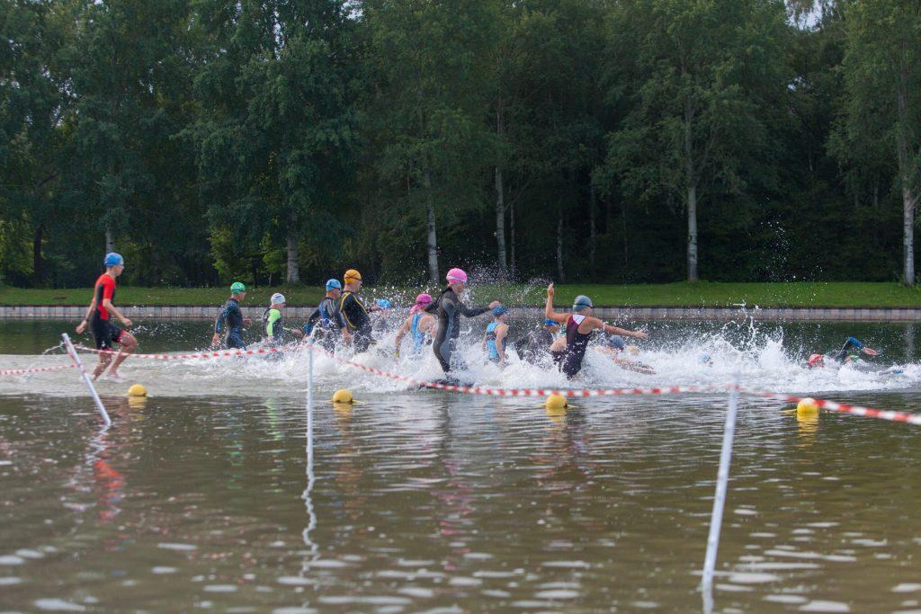 Afsluitende Triatlon Training - Clubkampioenschappen  5 september 2020