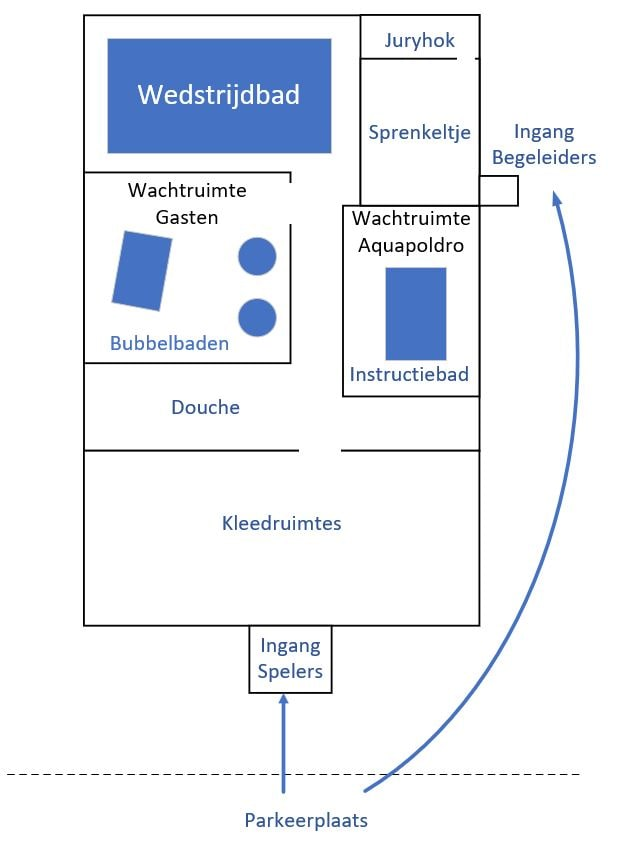 Belangrijkste Corona Regels Waterpolo Update (19/11)