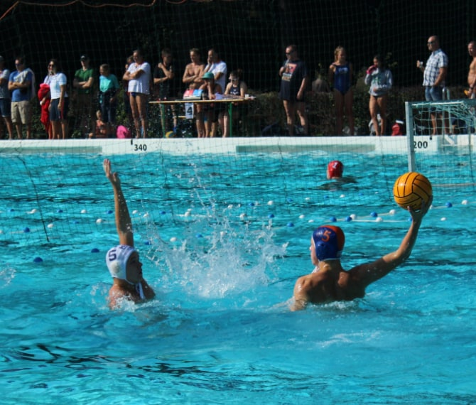 Homeslider waterpolo