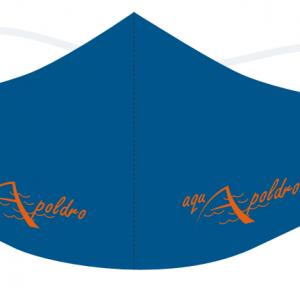Aquapoldro Mondkapje