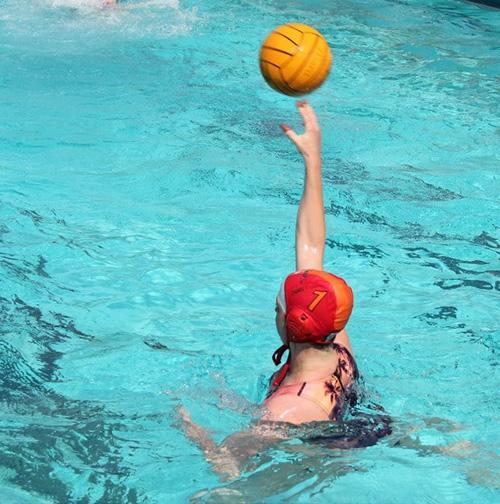Waterpolo - wedstrijd