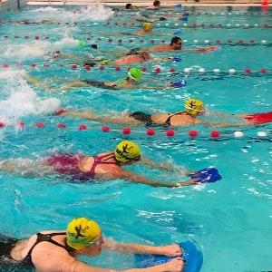 Zwemmen bij Aquapoldro