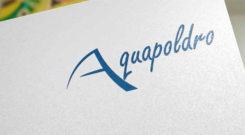 Vernieuwde Aquapoldro logo