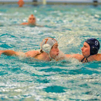 Waterpolo wedstrijd